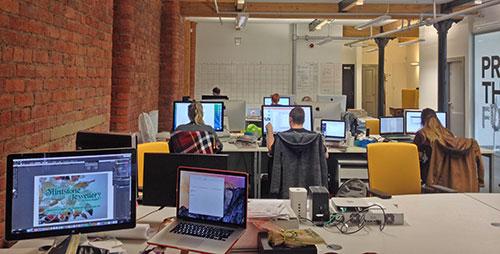 Print Design Studio Manchester
