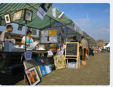 Market Stall Hire For Arts Fairs